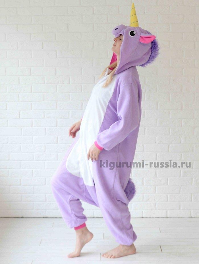 кигуруми единорог kigurumi-russia.ru